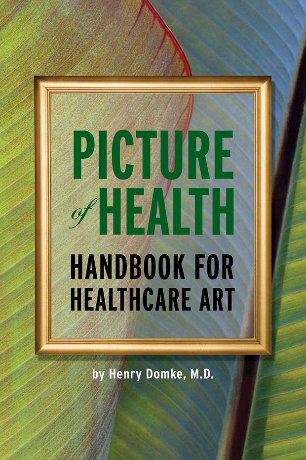 Healthcare Art Book on Amazon